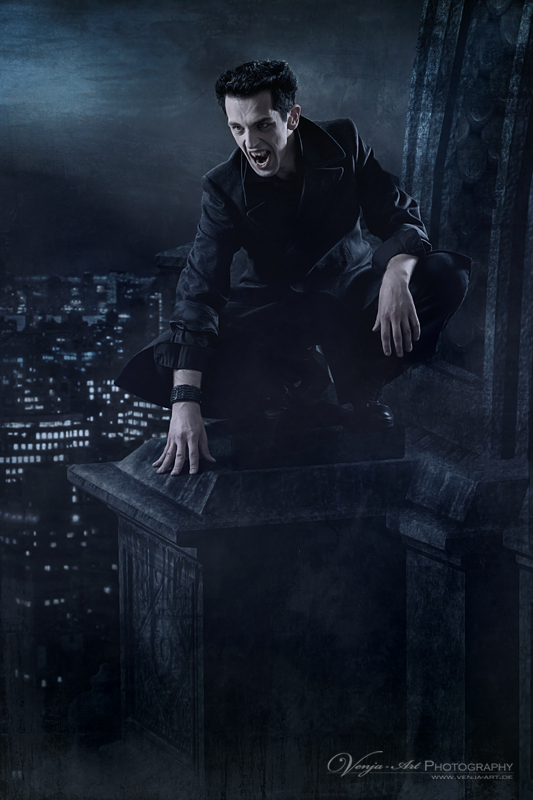 Vampires Nightmare 2 by VenjaPhotography