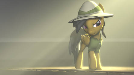 Daring Do by ForzaNinetails