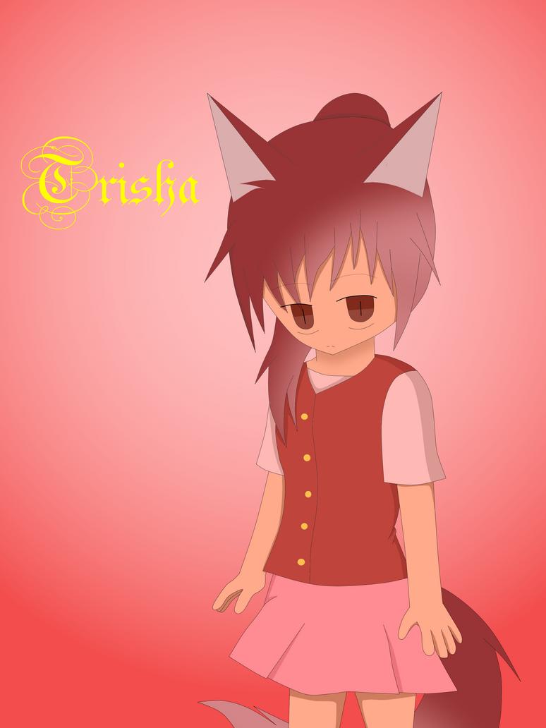 Trisha (nerdymacandcheese's Contest Entry) by TashaShazali