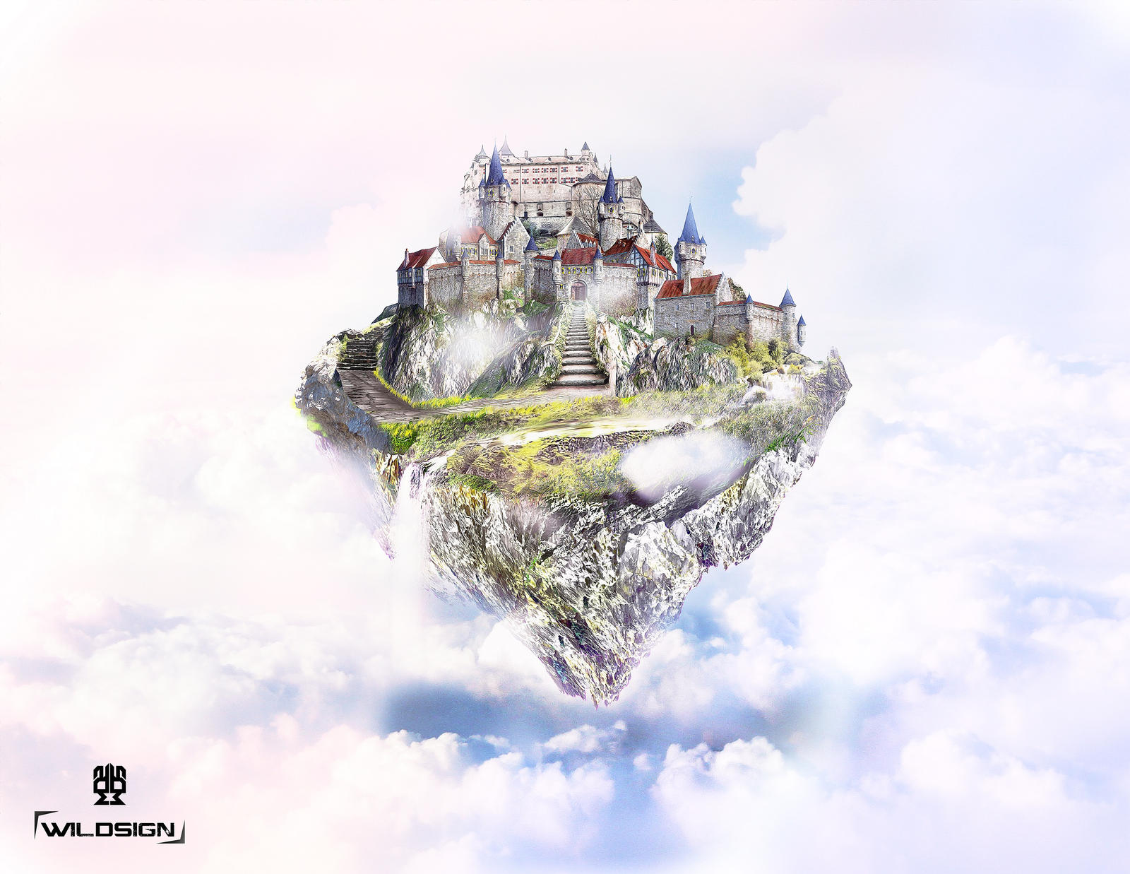 Magical Kingdom by qwil-bass