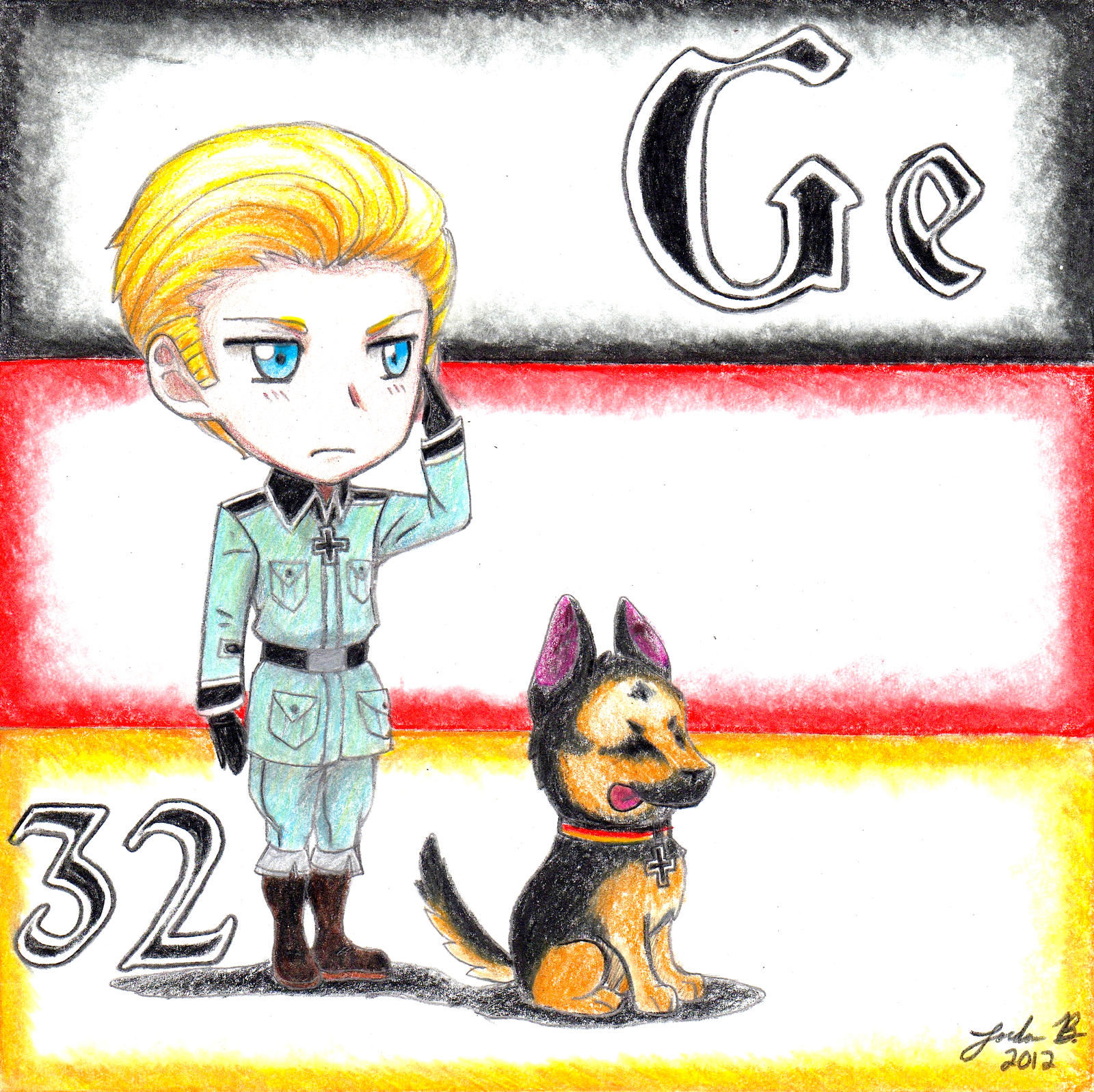 Hetalia Germanium by Cisol on DeviantArt
