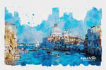 Watercolor Painting Photoshop Action