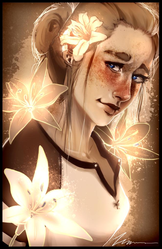 Blossom by xFatedDestinyx