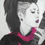 The Original Samurai Guitarist
