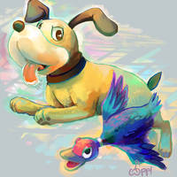 DuckHunt! by Zeighous