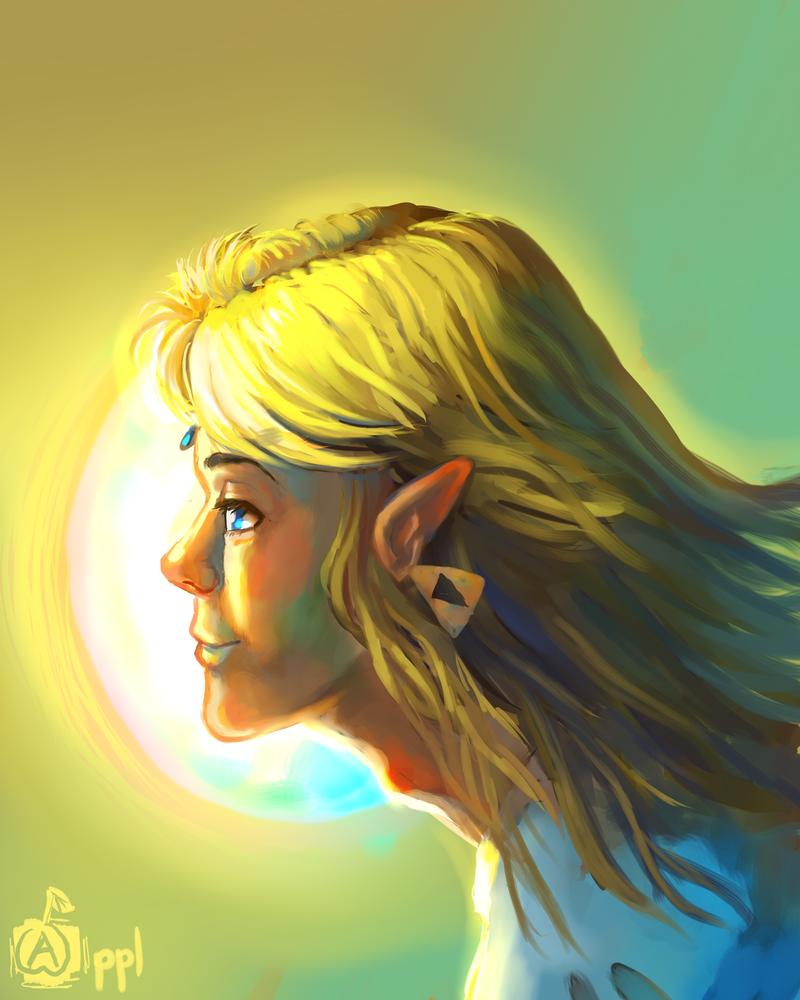 ALttP - Zelda by ApplFruit