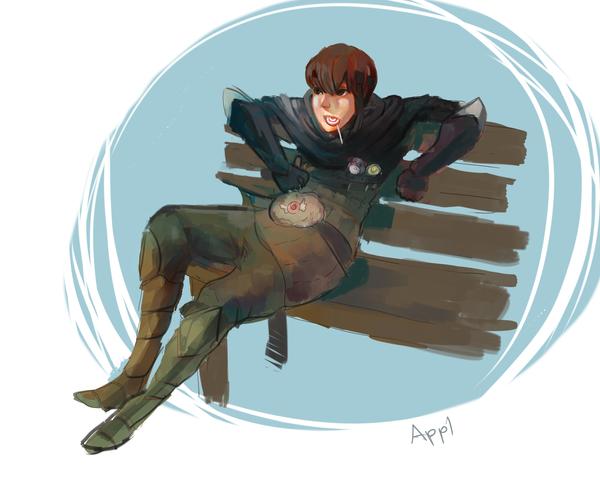 Gaius by ApplFruit