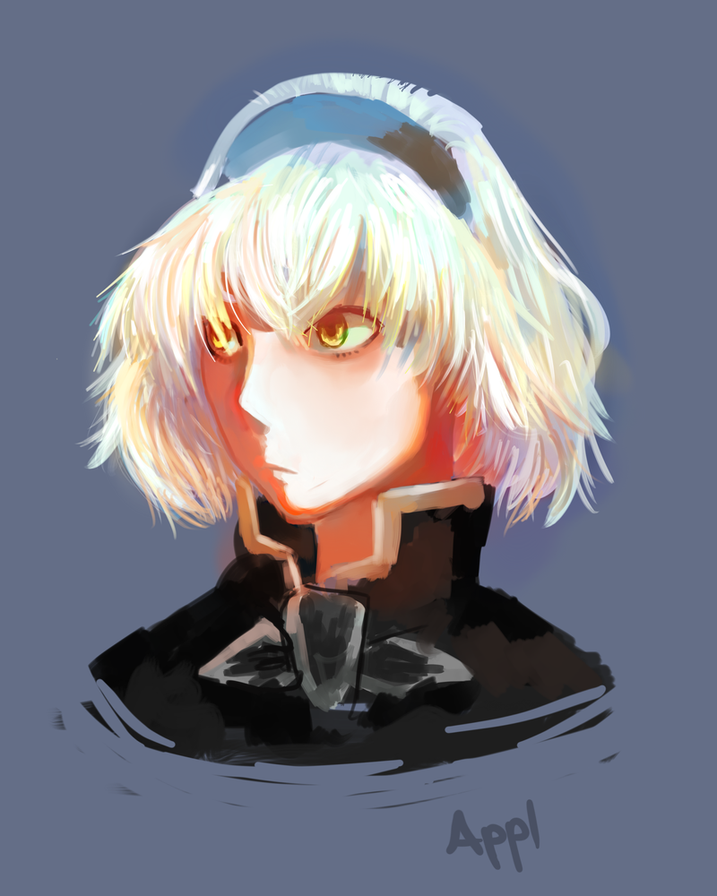 Black Alice by ApplFruit
