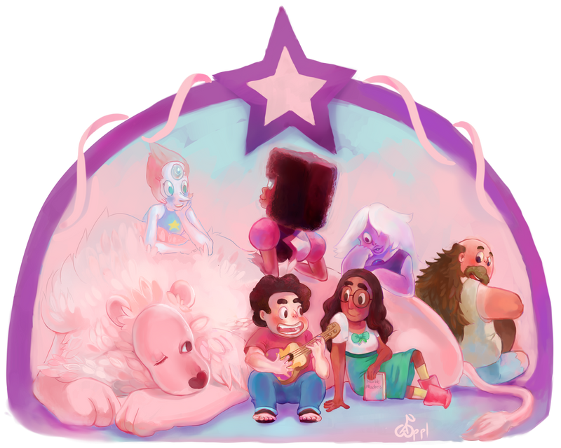 Steven Universe by Zeighous