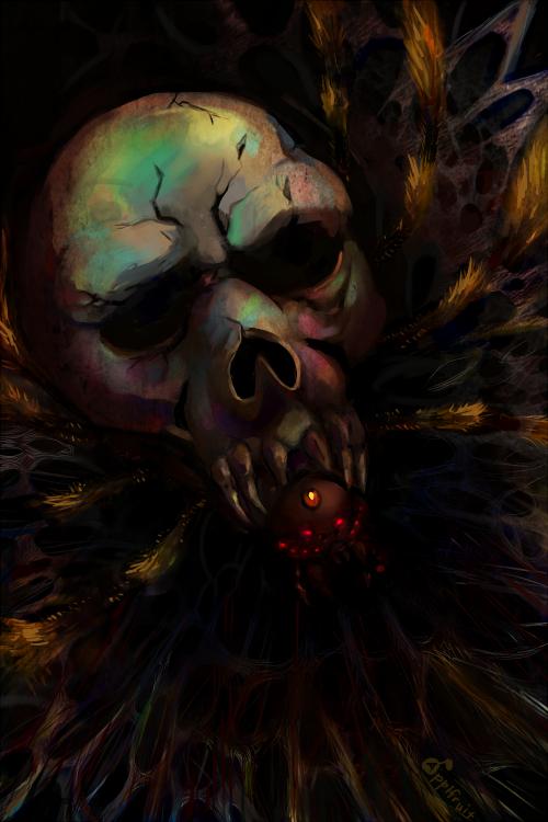 Skulltula!!! by ApplFruit