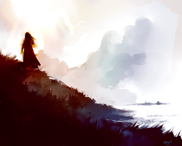 Hill by ApplFruit