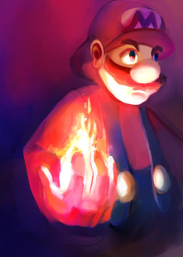 Mario by ApplFruit