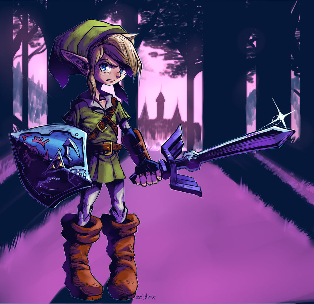 Lonk by Zeighous