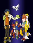 Tamers and Digimon 2