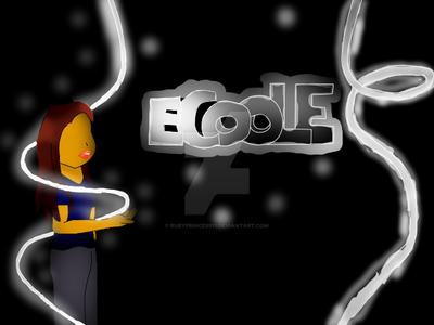 ECOOLE Logo by RubyPrincess11