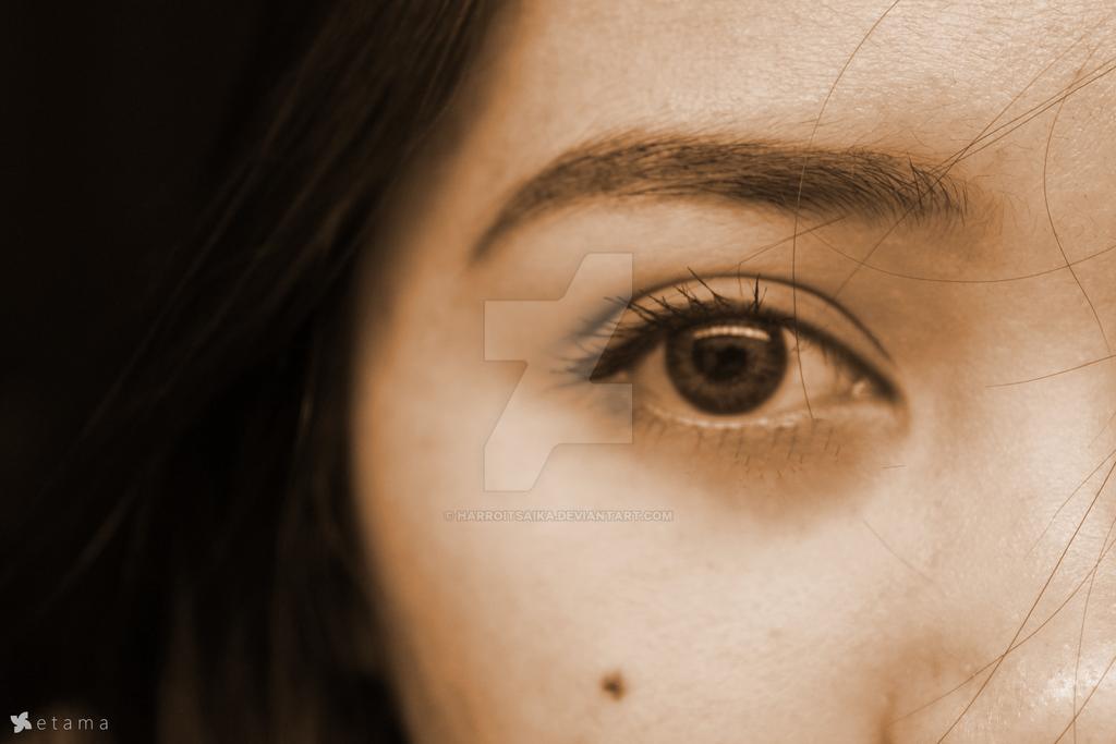 eyes by HarroItsAika