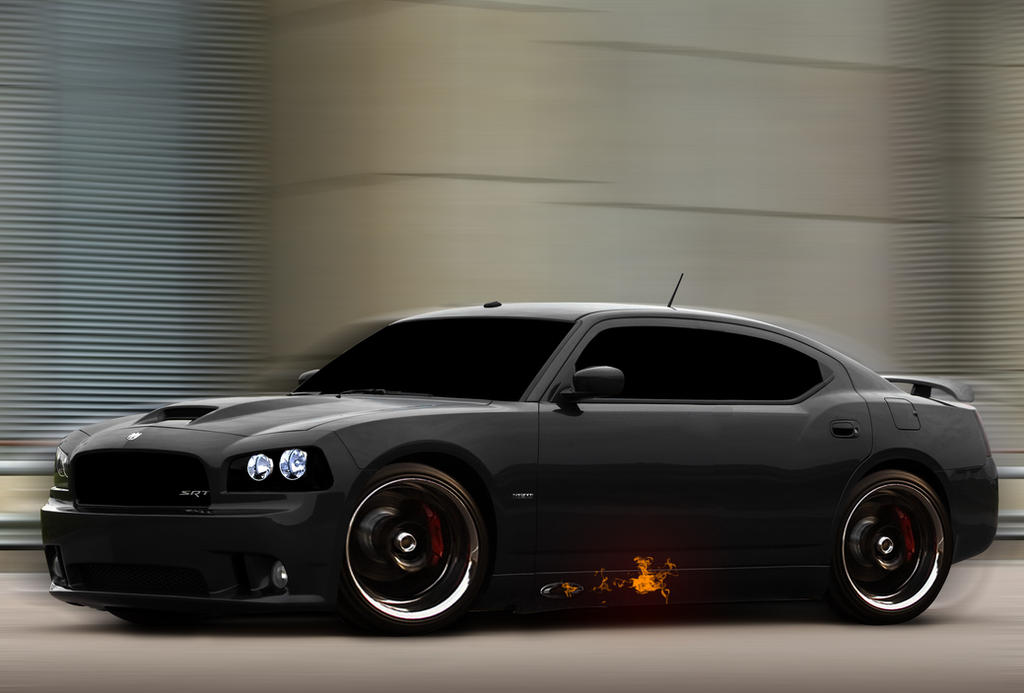 Modified Charger By Azest911 On Deviantart