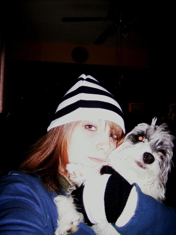 Tara loves dogggggy by xxxmarcopoloxxx