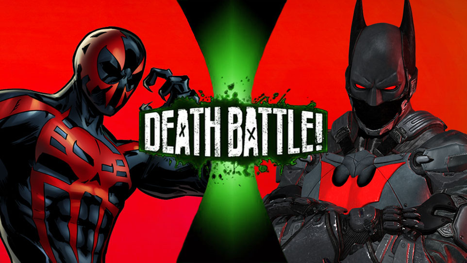 Death Battle Spider-Man 2099 Vs. Batman Beyond By 8670310
