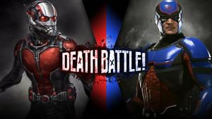 Death Battle Ant-Man vs. Atom