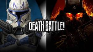 Death Battle Captain Rex vs. Colonel Radec