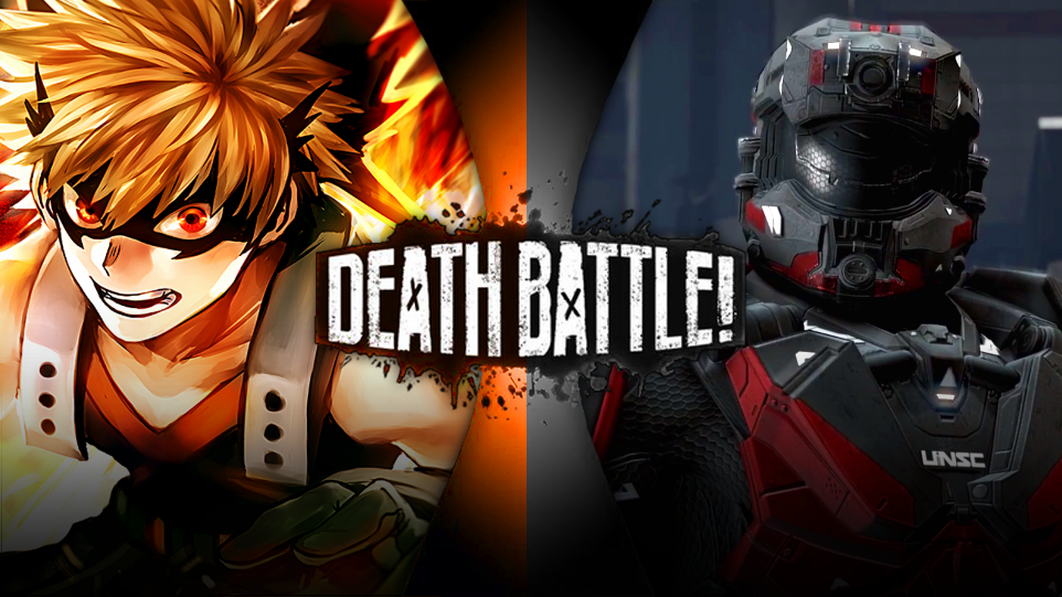 Death Battle Katsuki Bakugou Vs Sharkface By
