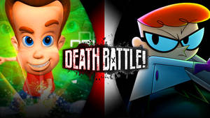 Death Battle Jimmy Neutron vs. Dexter