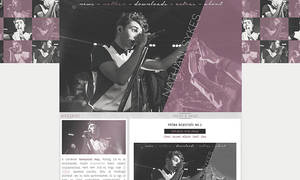 Ordered Layout - Nathan Sykes by Efruse