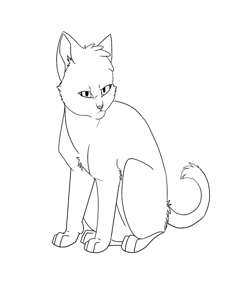 Anime Warrior Cat Base Warrior Cats Character Base by