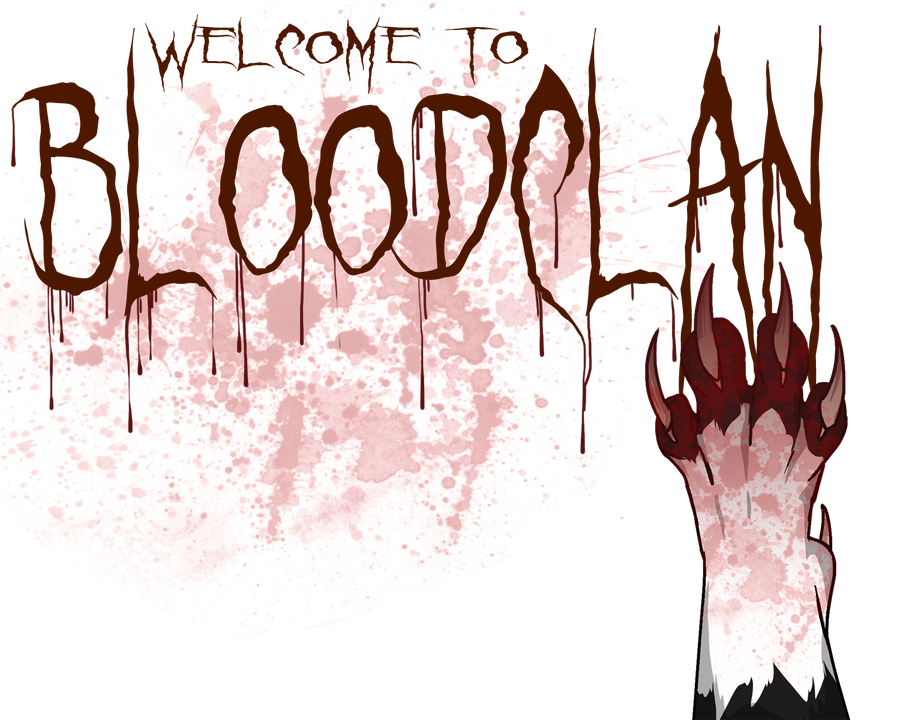 BloodClan Welcome Banner by RussianBlues