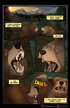 Comic Test Page - Critique Needed!