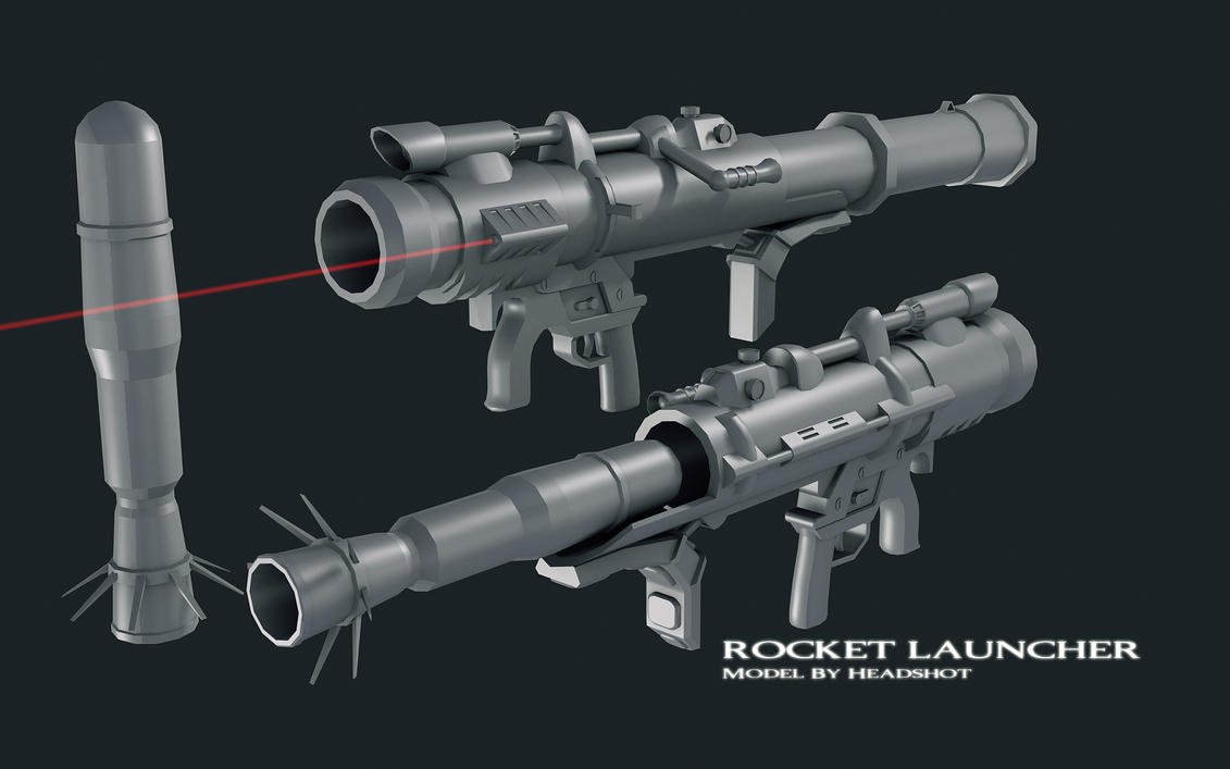 The Alliance of Kal'Bavakorian Nations  Combine_Rocket_Launcher_by_HeadshotZX
