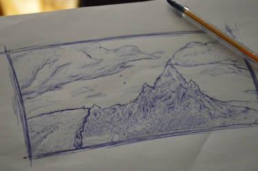 landscape / leisure time by ihsnetonoruk