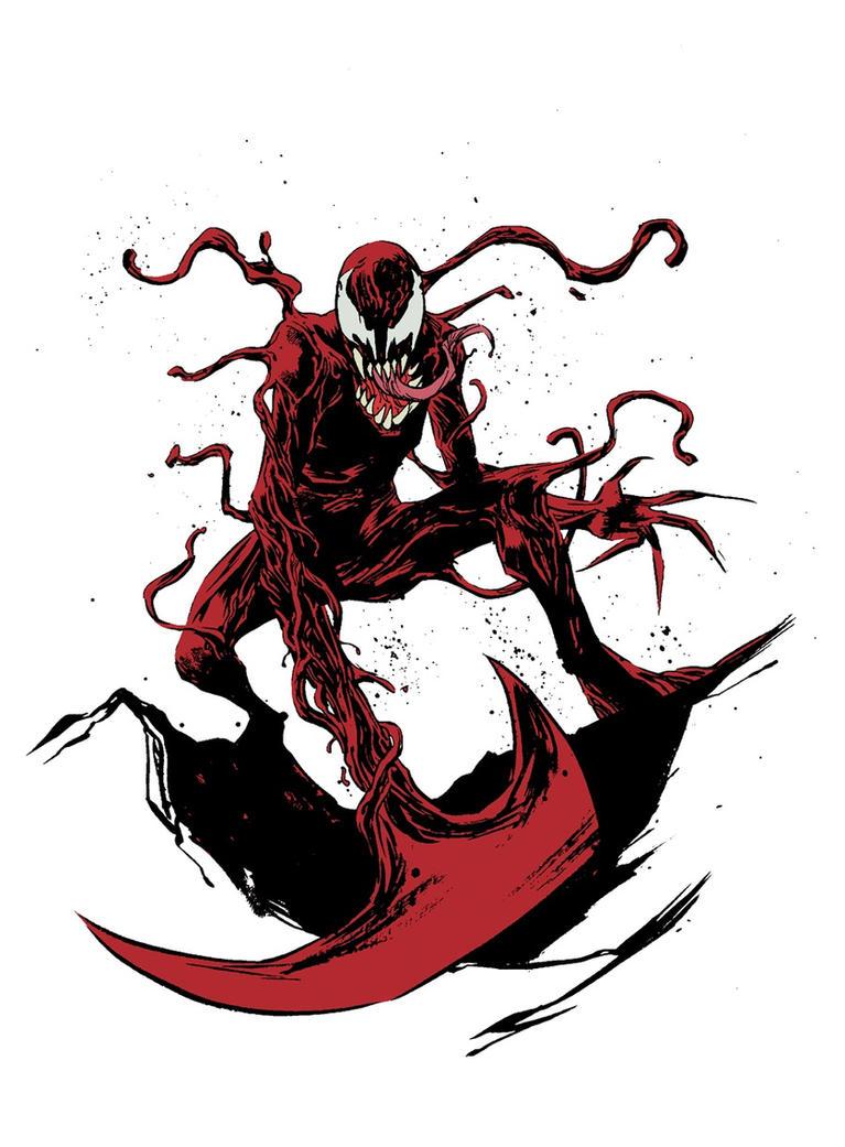 Carnage: (Spider-Man) by gara1800 on DeviantArt