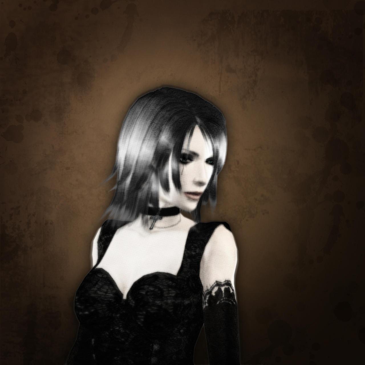 Goth by poker15