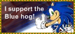I support Sonic stamp by AceLombardi