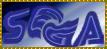 Sega Stamp by AceLombardi