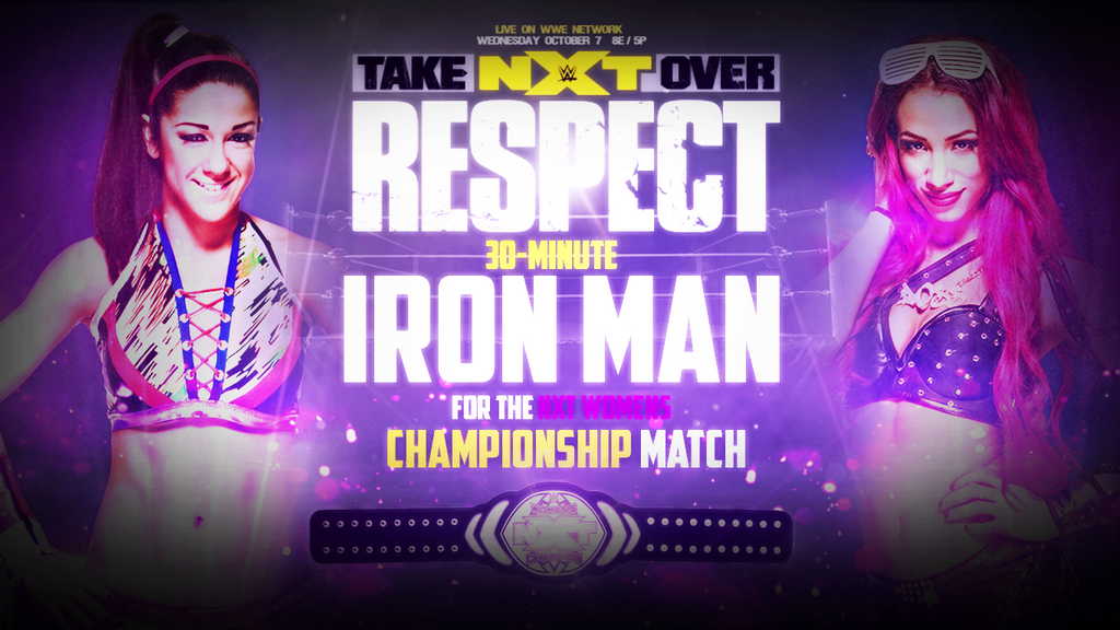 NXT TakeOver Respect Wallpaper By Momen Aly