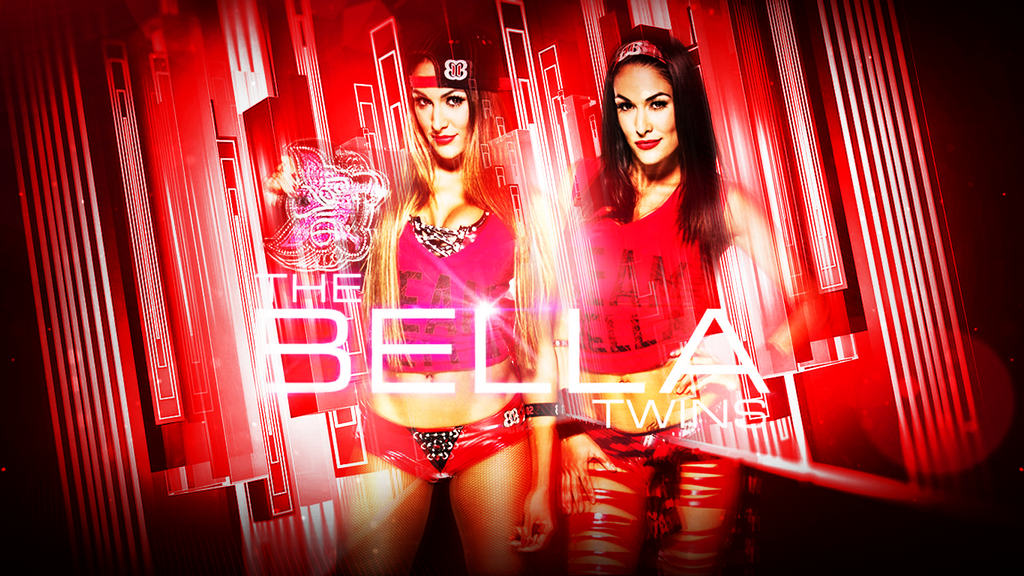 free bella twins wallpaper