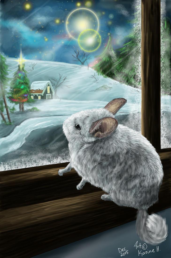 La neige by Chaico