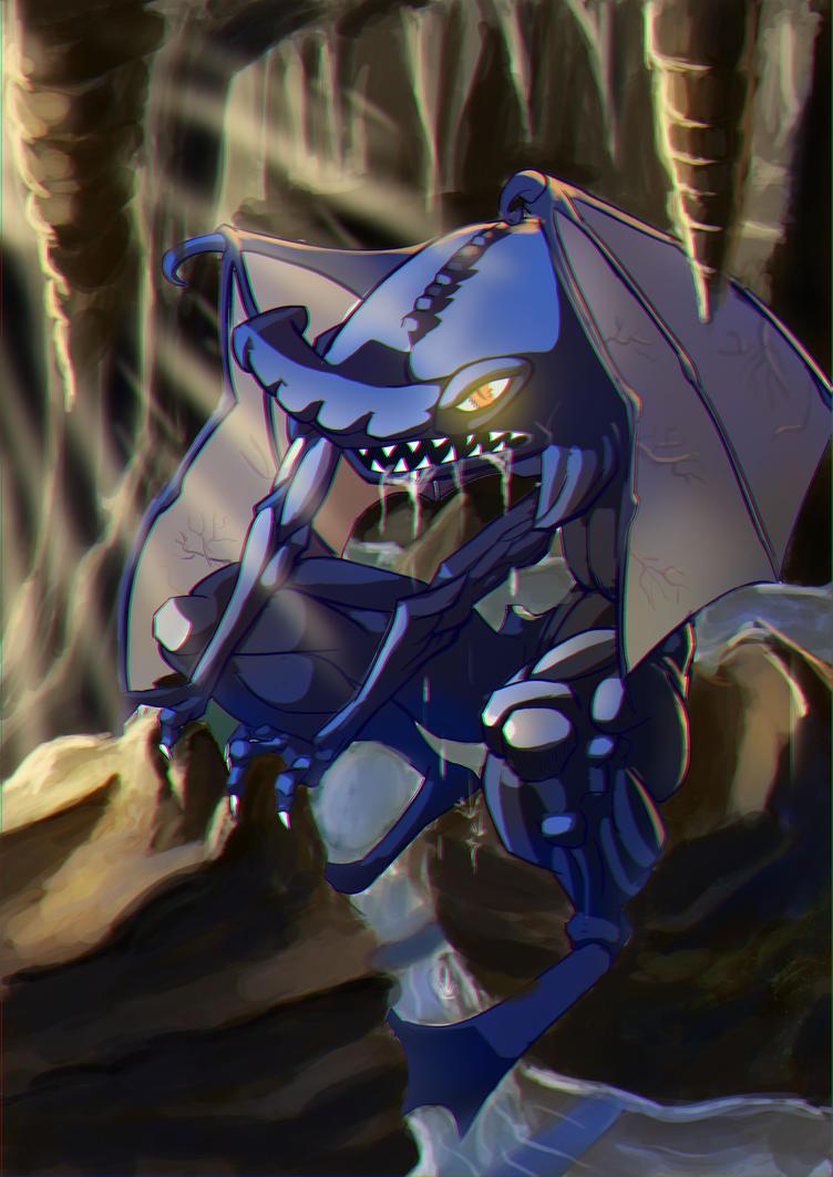 Hamerhead dragon by veselin-panayotov