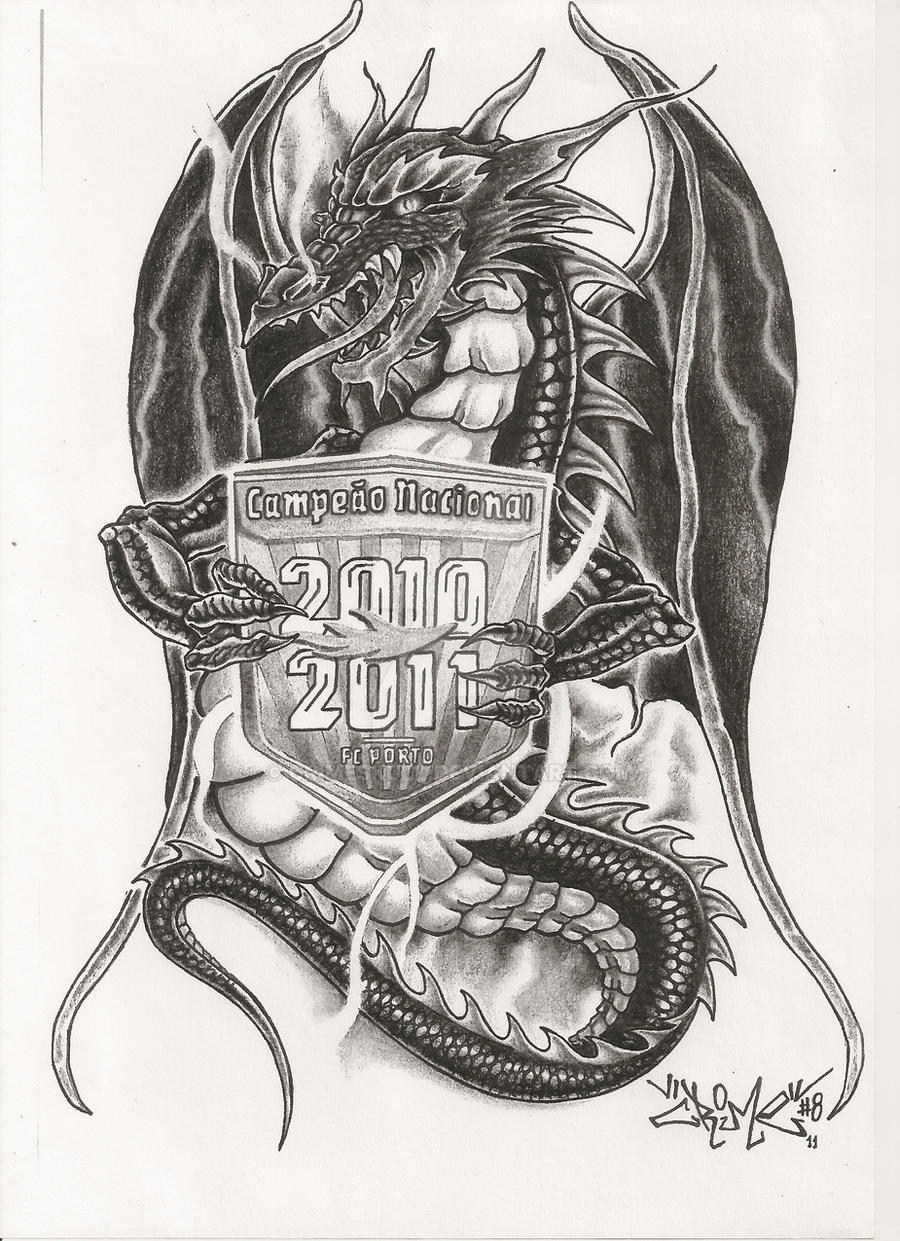 dragon tattoo design by crimeskull on deviantart