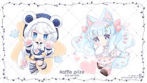Raffle Prize (I)