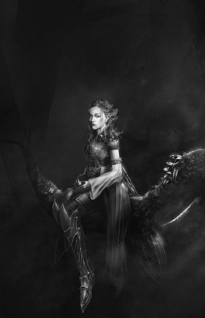 dragons fairy by FeRnIx
