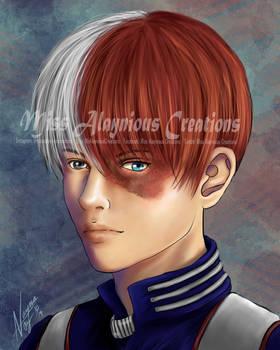 Todoroki Portrait
