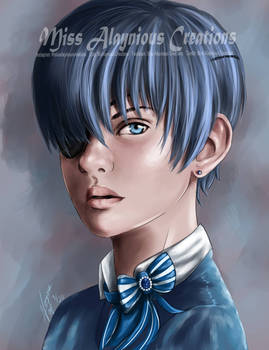 Ciel Phantomhive (by Miss Alaynious Creations)