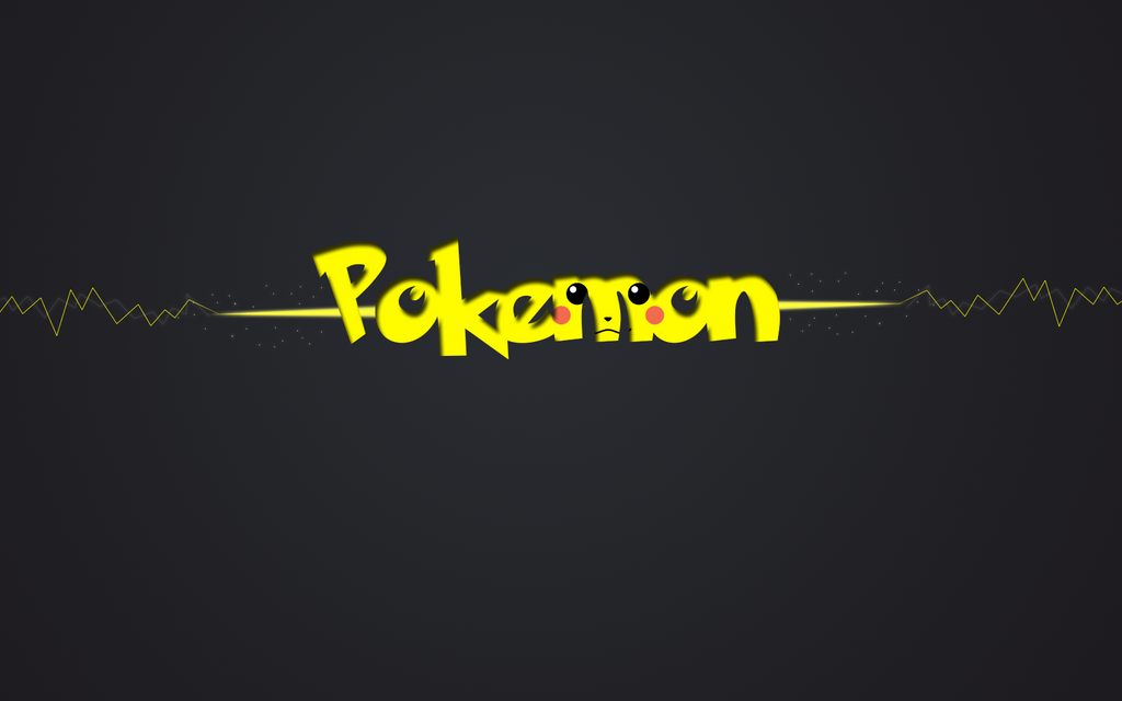 Electrifying Pikachu wallpaper by DragneelGfx