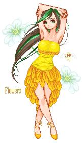 Hawka Flowers by JDR1989