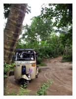 Jungle Tuktuk by scorpion2kpk