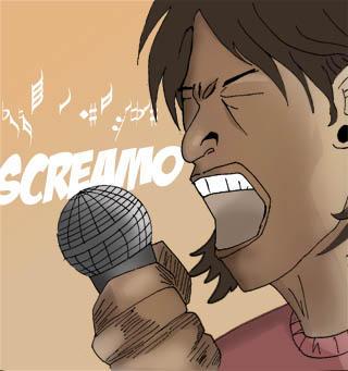 Screamo by banoi